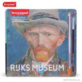 bruynzeel rijks museum 24 akvarell ceruza
