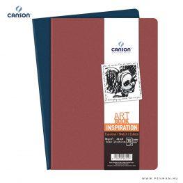 canson art book inspiration A4 vazlatfuzet 002