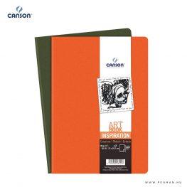canson art book inspiration A5 vazlatfuzet 002