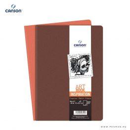 canson art book inspiration A5 vazlatfuzet 003