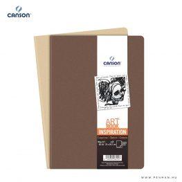 canson art book inspiration A5 vazlatfuzet 004
