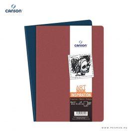 canson art book inspiration A5 vazlatfuzet 006