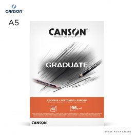 canson graduate croquis A5 001