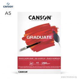 canson graduate oil acryl A5 001