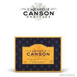 canson heritage papir 18x26 20lap 300g 4r finom