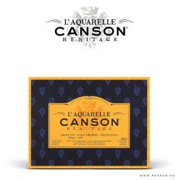 canson heritage papir 23x31 20lap 300g 4r finom