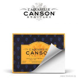 canson heritage papir 23x31 20lap 300g 4r finom lap