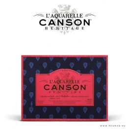 canson heritage papir 23x31 20lap 300g 4r sima