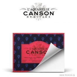 canson heritage papir 23x31 20lap 300g 4r sima lap