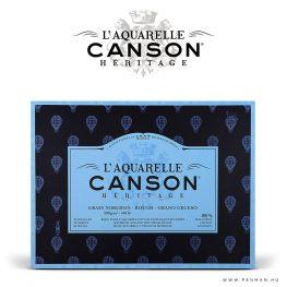 canson heritage papir 31x41 20lap 300g 4r durva
