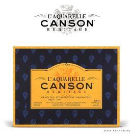 canson heritage papir 36x51 20lap 300g 4r finom