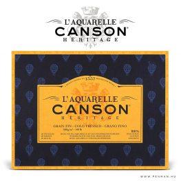 canson heritage papir 46x61 20lap 300g 4r finom