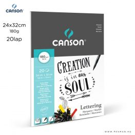 canson lettering 24 32 rr 180g 20 lapos tomb