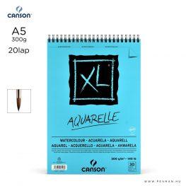 canson xl aquarelle a5 rs
