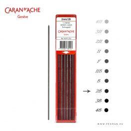 carandache 2mm lead 2b penman