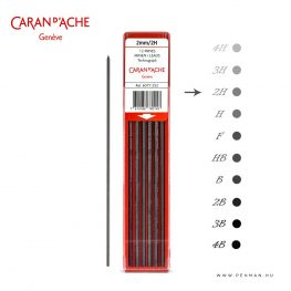 carandache 2mm lead 2h penman