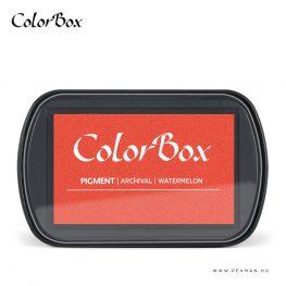 colorbox inkpad watermelon