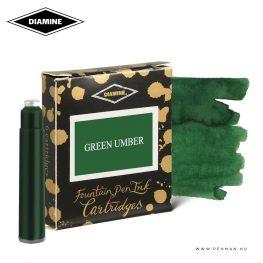 diamine tintapatron green umber 6db 001