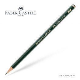faber castell pencil 9000 4H penman