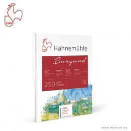 hahnemuhle burgund matt blokk 250g 17x24 rr