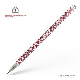 kita boshi waryu 2mm mechanikus ceruza piros
