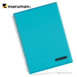 maruman septcouleur A4 N570 lined light blue 80lap penman