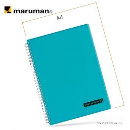 maruman septcouleur B5 N571 lined light blue 80lap penman