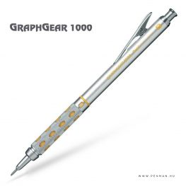 pentel graphgear1000 09 penman