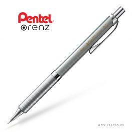 pentel orenz pp1002g 02 gunmetal penman