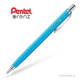 pentel orenz pp502 02 blue 2 penman