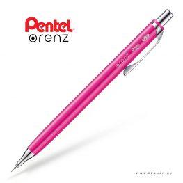 pentel orenz pp505 05 pink penman