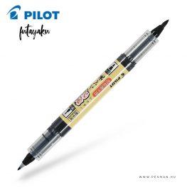 pilot futayaku ecsetfilc twin tip fine medium 002