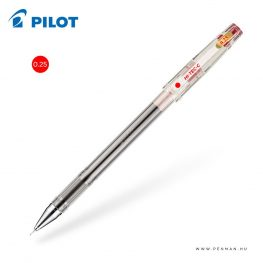 pilot hi tec c 025 piros 1001