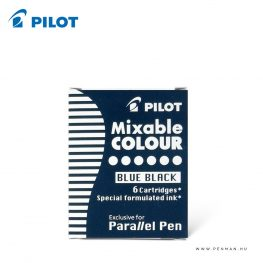 pilot parallel pen mixable color blue black 001