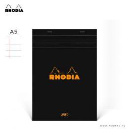 rhodia a5 vonalas rr 002