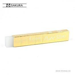 sakura arch foam eraser radir slim gold 010