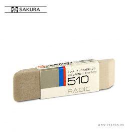 sakura radic 510 tinta grafit radir