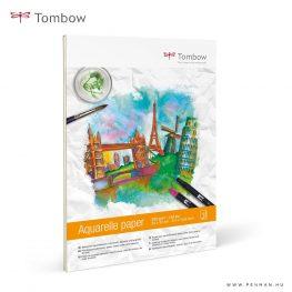 tombow aquarell papir 300g 24 32 rr penman