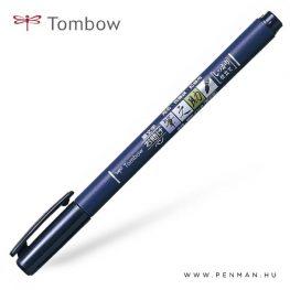 tombow fudenosuke brush hard 001