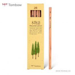 tombow grafit ceruza recycled 2b doboz