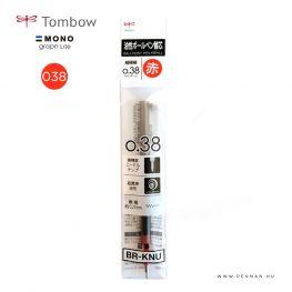 tombow mono graph lite betet piros 038 1001