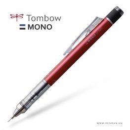 tombow monograph shaker 05 dark red penman