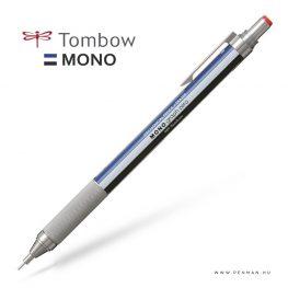 tombow monographzero 05 blue white penman