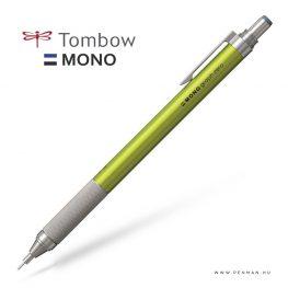 tombow monographzero 05 lime penman
