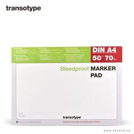 transotype marker papir A4 70g 50lap rr penman