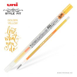 uni style fit 028 refill golden yellow