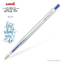 uni style fit 038 single blue