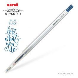uni style fit 038 single blue black