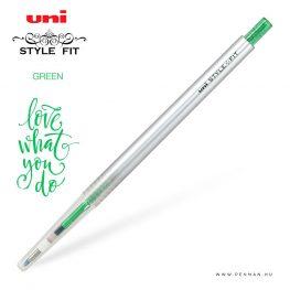 uni style fit 038 single green