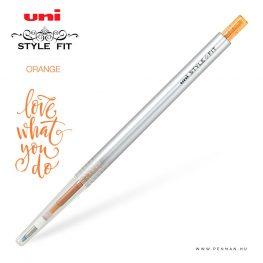 uni style fit 038 single orange